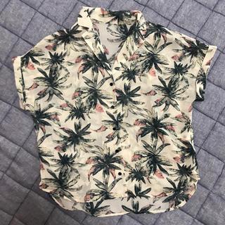 GU - GU♡アロハシャツ