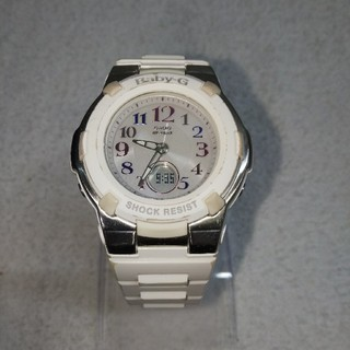 ベビージー(Baby-G)のカシオ Baby-G BGA-1100GR-7BJF 電波ソーラー(腕時計)