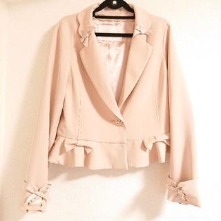 リズリサ(LIZ LISA)のリボンずくしジャケット(その他)