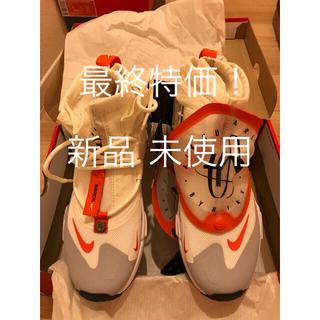 ナイキ(NIKE)のNIKE AIR HUARACHE GRIPP オレンジ(スニーカー)