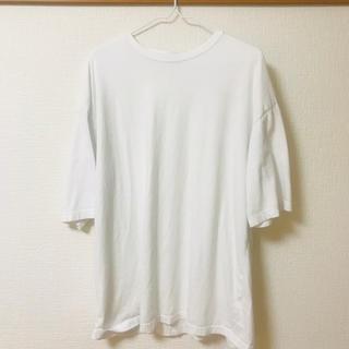 lidnm 白tシャツ(Tシャツ/カットソー(七分/長袖))