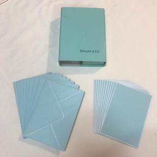 ティファニー(Tiffany & Co.)のTiffany&Co. カード(カード/レター/ラッピング)