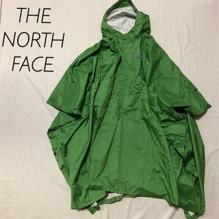 ザノースフェイス(THE NORTH FACE)のTHE NORTH FACE ハイベントレインポンチョ レインコート(その他)