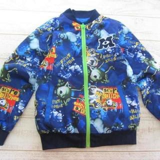 ディズニー(Disney)のモンスターズインク リバーシブル ジャケット 7〓ZER(ネコポス)(ジャケット/上着)