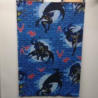 ディーシー(DC)のVINTAGE バットマン DCコミックス USA製 キャラシーツ TWIN(キャラクターグッズ)
