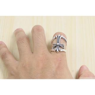 クロムハーツ(Chrome Hearts)のK130クロムハーツリング(リング(指輪))
