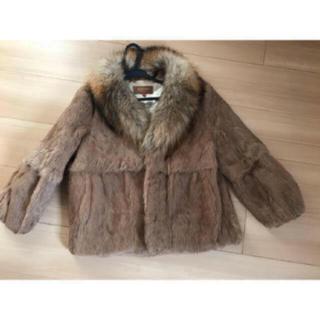 ローズバッド(ROSE BUD)のローズバッド ファー ジャケット コート(毛皮/ファーコート)