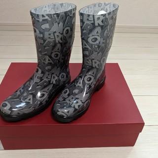 サルヴァトーレフェラガモ(Salvatore Ferragamo)のサルヴァトーレ・フェラガモ レインブーツ 新品未使用(レインブーツ/長靴)