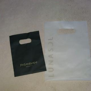 イヴサンローランボーテ(Yves Saint Laurent Beaute)のイヴ・サンローラン ルナソル 袋(ショップ袋)