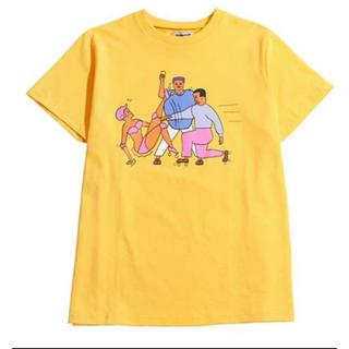 プニュズ(PUNYUS)のプニュズ スケート Tシャツ 新品(Tシャツ(半袖/袖なし))