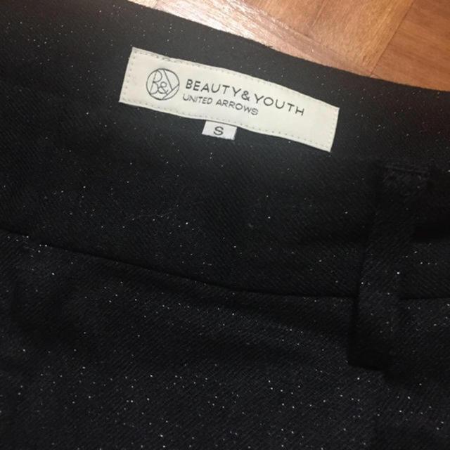 BEAUTY&YOUTH UNITED ARROWS(ビューティアンドユースユナイテッドアローズ)のビューティ&ユース ショートパンツ   レディースのパンツ(ショートパンツ)の商品写真