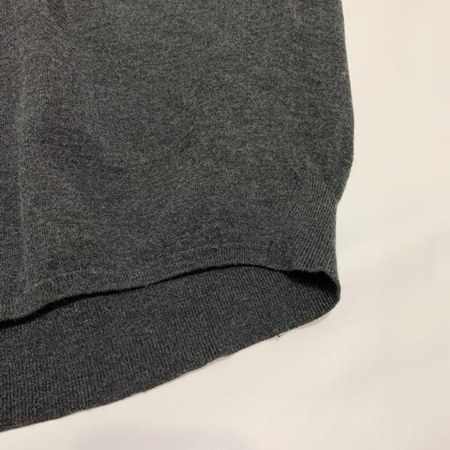 23区(ニジュウサンク)の23区ボートネックゆったりカットソー トップス グレー レディースのトップス(カットソー(半袖/袖なし))の商品写真