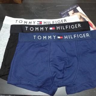 トミーヒルフィガー(TOMMY HILFIGER)のTOMMY HILFIGER ボクサーパンツ3枚(ボクサーパンツ)