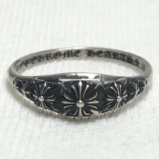 クロムハーツ(Chrome Hearts)の希少 クロムハーツ タイニー ピラミッド リング シルバー925 13号 指輪(リング(指輪))