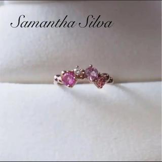 Samantha Silva - サマンサシルヴァ ピンキーリング2号