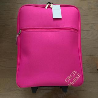 セシルマクビー(CECIL McBEE)のララ様専用 キャリーケース 2個(スーツケース/キャリーバッグ)