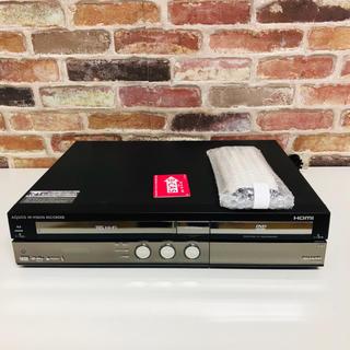 アクオス(AQUOS)のSHARP AQUOS VHS HDD DVD レコーダー DV-ACV52(DVDレコーダー)