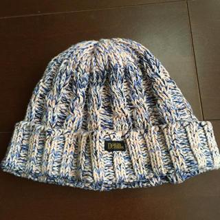デニムダンガリー(DENIM DUNGAREE)のデニムダンガリー ニット帽(帽子)