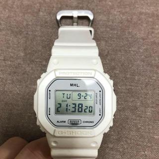 マーガレットハウエル(MARGARET HOWELL)のMHL. G-SHOCK 腕時計(腕時計)