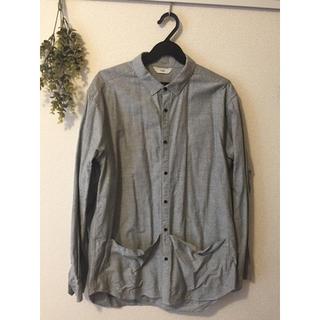 アクタス(ACTUS)のouurポケットシャツ (Tシャツ/カットソー(七分/長袖))