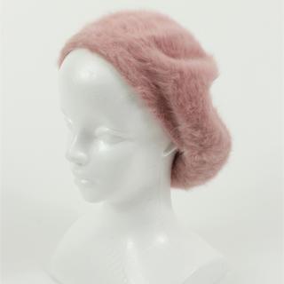 ファーファー(fur fur)のFURFUR/アンゴラベレー帽(ハンチング/ベレー帽)