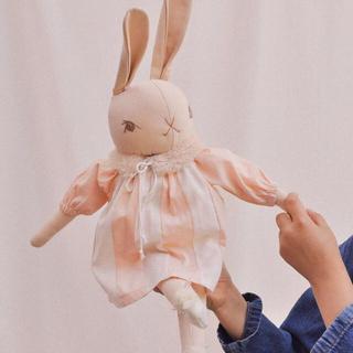 キャラメルベビー&チャイルド(Caramel baby&child )のpolka dot club ポルカドットクラブ large rabbit(ぬいぐるみ/人形)