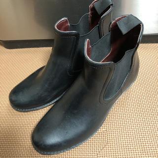 シマムラ(しまむら)のサイドゴアレインブーツ sサイズ(レインブーツ/長靴)
