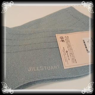 JILLSTUART - ⑨ 新品 訳有 ジルスチュアート ソックス ¥1620 JILLSTUART