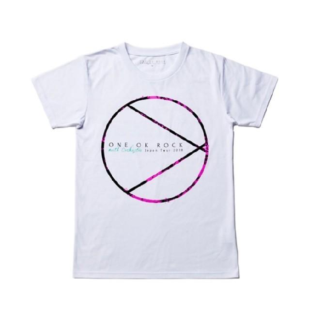 ONE OK ROCK(ワンオクロック)のONE OK ROCK   Orchestra  Japan tourTシャツ レディースのトップス(Tシャツ(半袖/袖なし))の商品写真