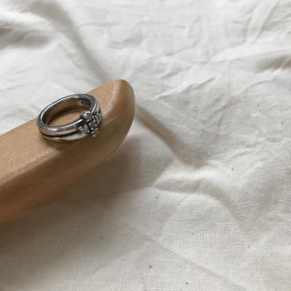 ヨンドシー(4℃)のお値下げ!!4℃リング 指輪(リング(指輪))