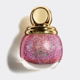 ディオール(Dior)のディオール ディオリフィック グリッター トップコート クリスマス 限定(ネイルトップコート/ベースコート)