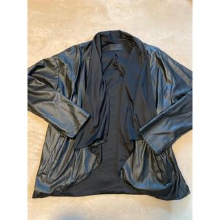 ムルーア(MURUA)のMURUA ジャケット ブラック 黒(テーラードジャケット)