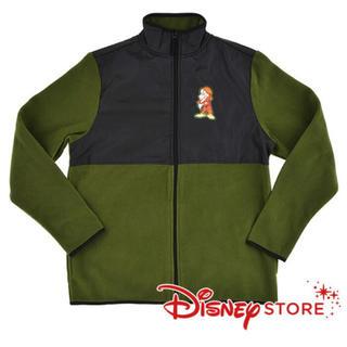 ディズニー(Disney)のおこりんぼ ジャケット フリース アップリケ(ブルゾン)
