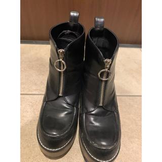 ジーナシス(JEANASIS)のJEANASIS   ブーツ(ブーツ)