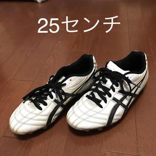アシックス(asics)のサッカーシューズ アシックス TSI730 25センチ(シューズ)