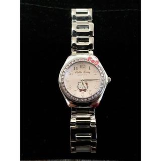 サンリオ(サンリオ)の良品♪ ハローキティ Hello Kitty 30周年腕時計(腕時計)