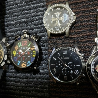 時計まとめ売りジャンク(腕時計(アナログ))