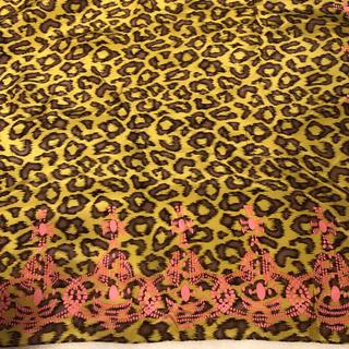 ヴィヴィアンウエストウッド(Vivienne Westwood)のヴィヴィアンウエストウッド  レオパード スカーフ(バンダナ/スカーフ)