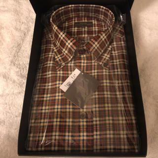 リーガル(REGAL)のREGAL ドレスシャツ シャツ ワイシャツ Lサイズ 綿100% プロパー品(シャツ)
