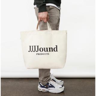 ワンエルディーケーセレクト(1LDK SELECT)のJJJJound Promo Tote Bag Short(トートバッグ)