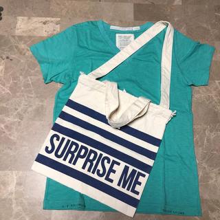 ゴートゥーハリウッド(GO TO HOLLYWOOD)のバッグ&Tシャツセット(Tシャツ(半袖/袖なし))