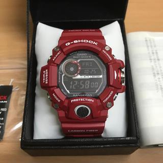 ジーショック(G-SHOCK)のG-SHOCK RANGEMAN GW-9400RDJ-4JF(腕時計(デジタル))