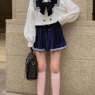 ボボンニジュウイチ(Bobon21)のBobon21スカパン♡(ミニスカート)