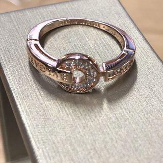 ブルガリ(BVLGARI)のBVLGARI パヴェダイヤモンド リング(リング(指輪))