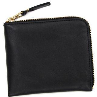 コムデギャルソン(COMME des GARCONS)のコムデキャルソン  財布 黒 最終値下(財布)