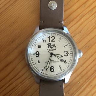 イルビゾンテ(IL BISONTE)のイルビゾンテ腕時計(腕時計(アナログ))