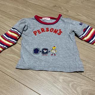 パーソンズキッズ(PERSON'S KIDS)のパーソンズ ロンT(Tシャツ/カットソー)
