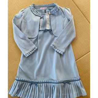 シャーリーテンプル(Shirley Temple)のシャーリーテンプル 110(ドレス/フォーマル)