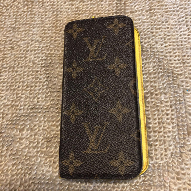 LOUIS VUITTON - ルイヴィトン iPhoneケース iPhone6の通販