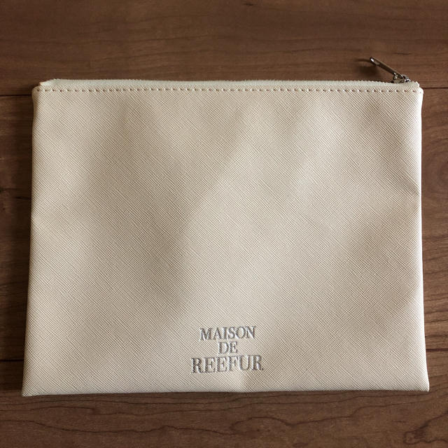 Maison de Reefur(メゾンドリーファー)のメゾンドリーファー  ポーチ レディースのファッション小物(ポーチ)の商品写真